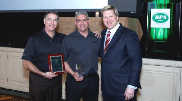 2012 Safety Supplier of the Year