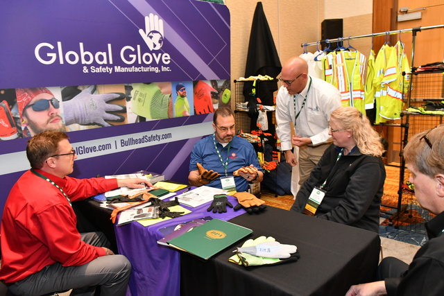 Global Glove Supplier Benefits Page