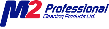 M2 Professional Cleaning Logo