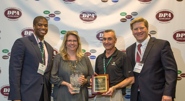 2016 Safety Supplier of the Year