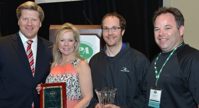 2014 Safety Supplier of the Year